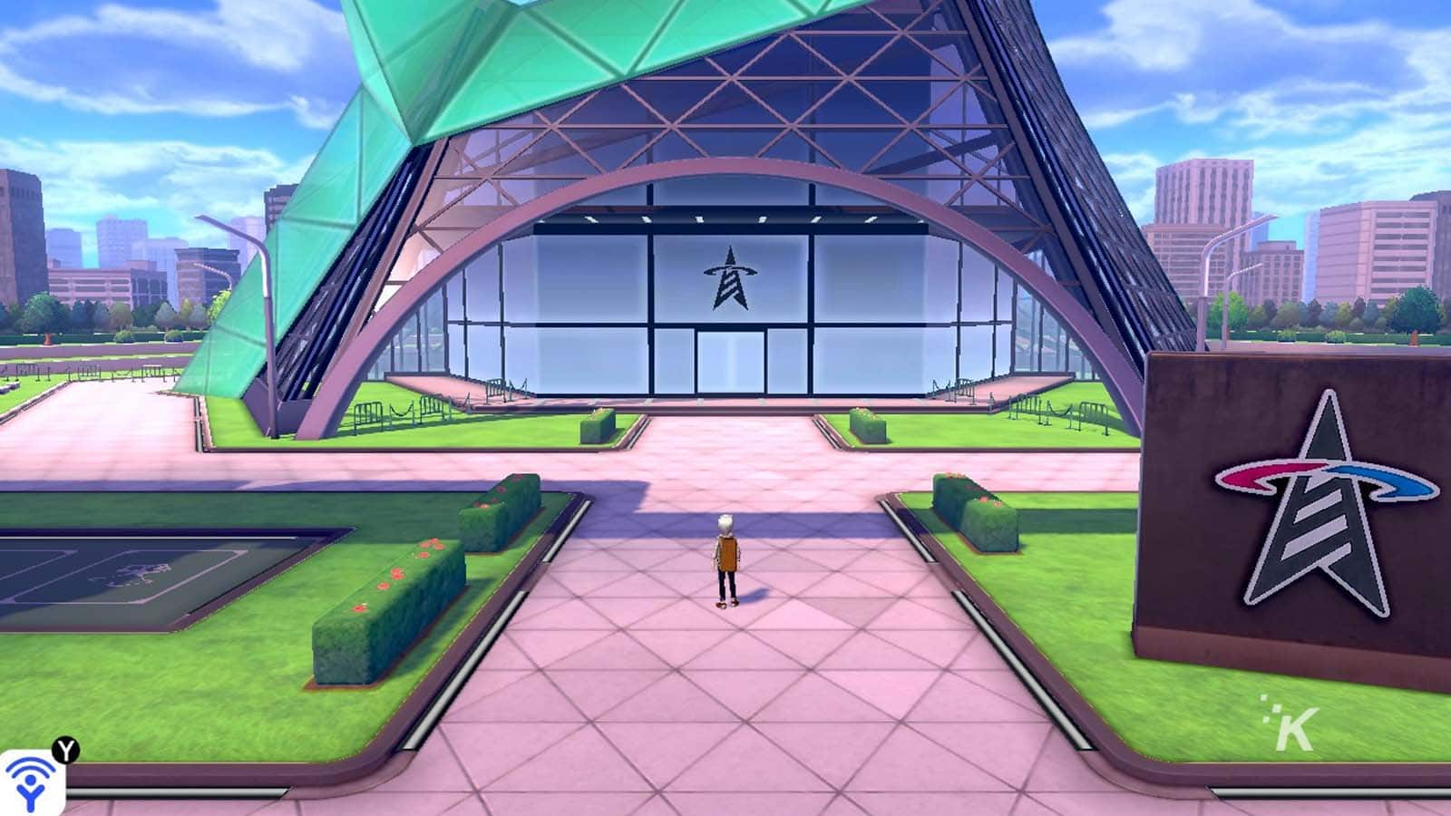 pokemon sword and shield battle tower