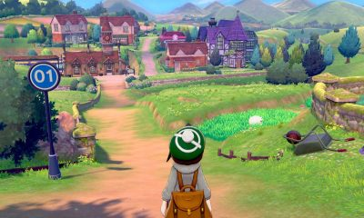 pokemon sword and shield exploring