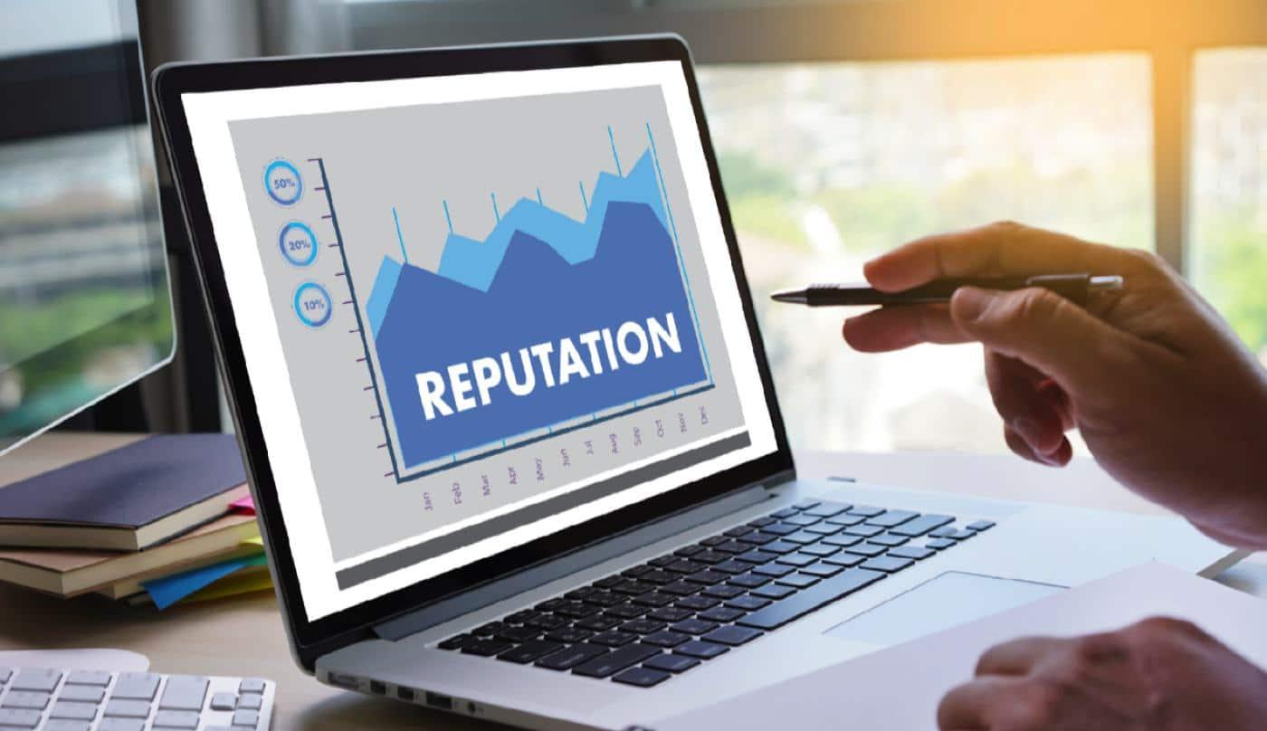 reputation management laptop