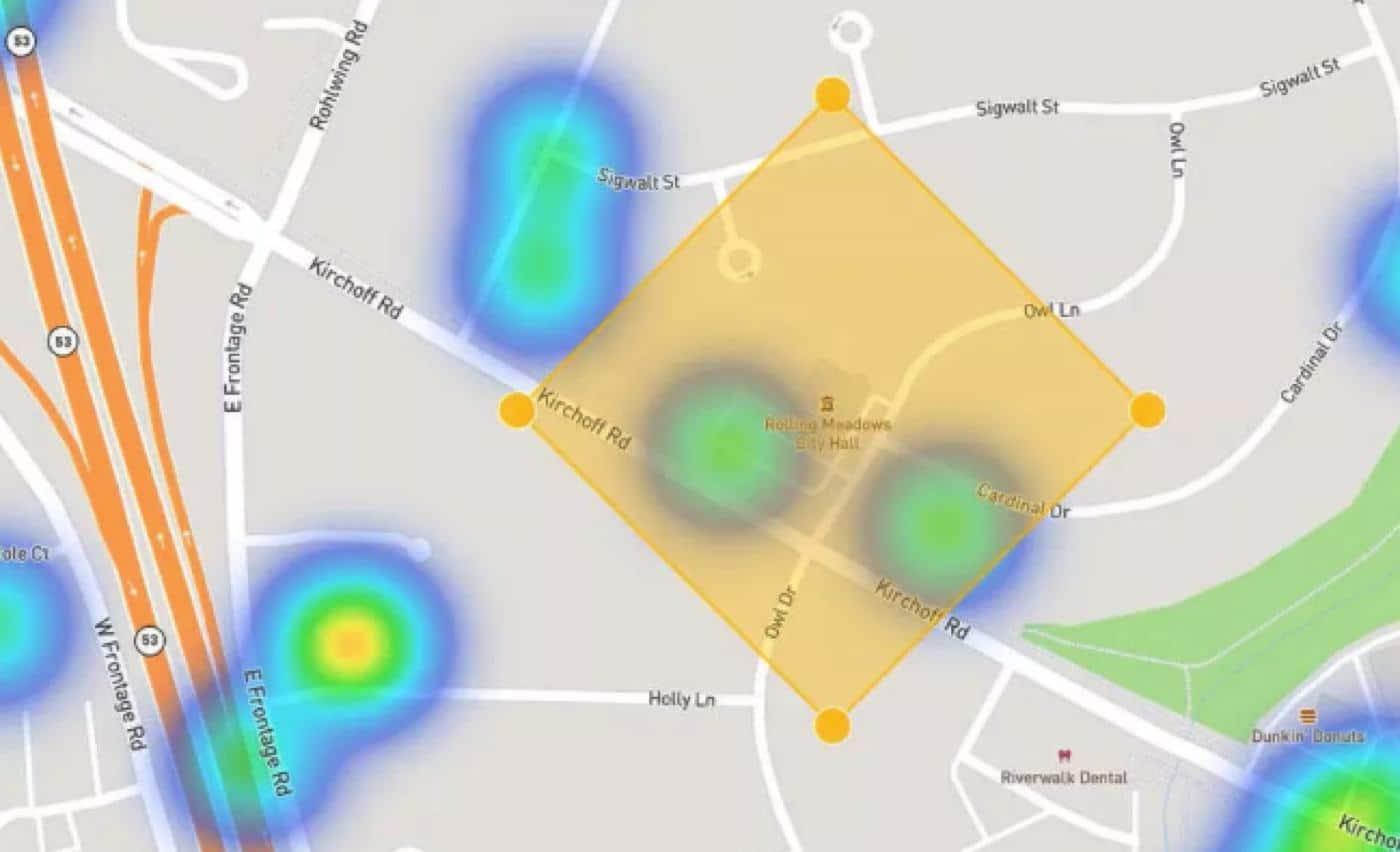 hotspot mapping