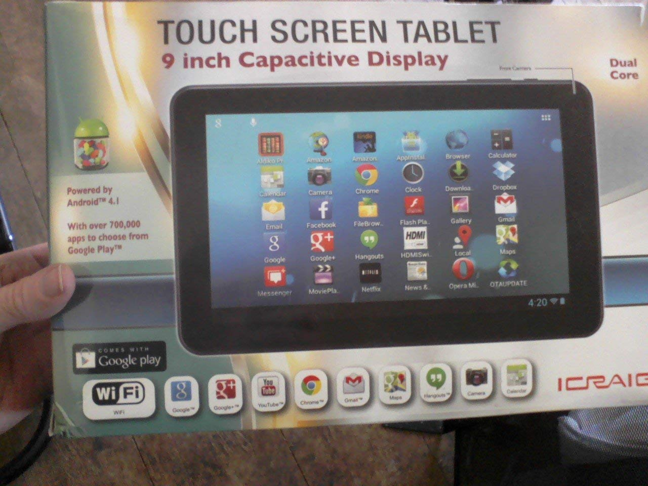 rite aid tablet