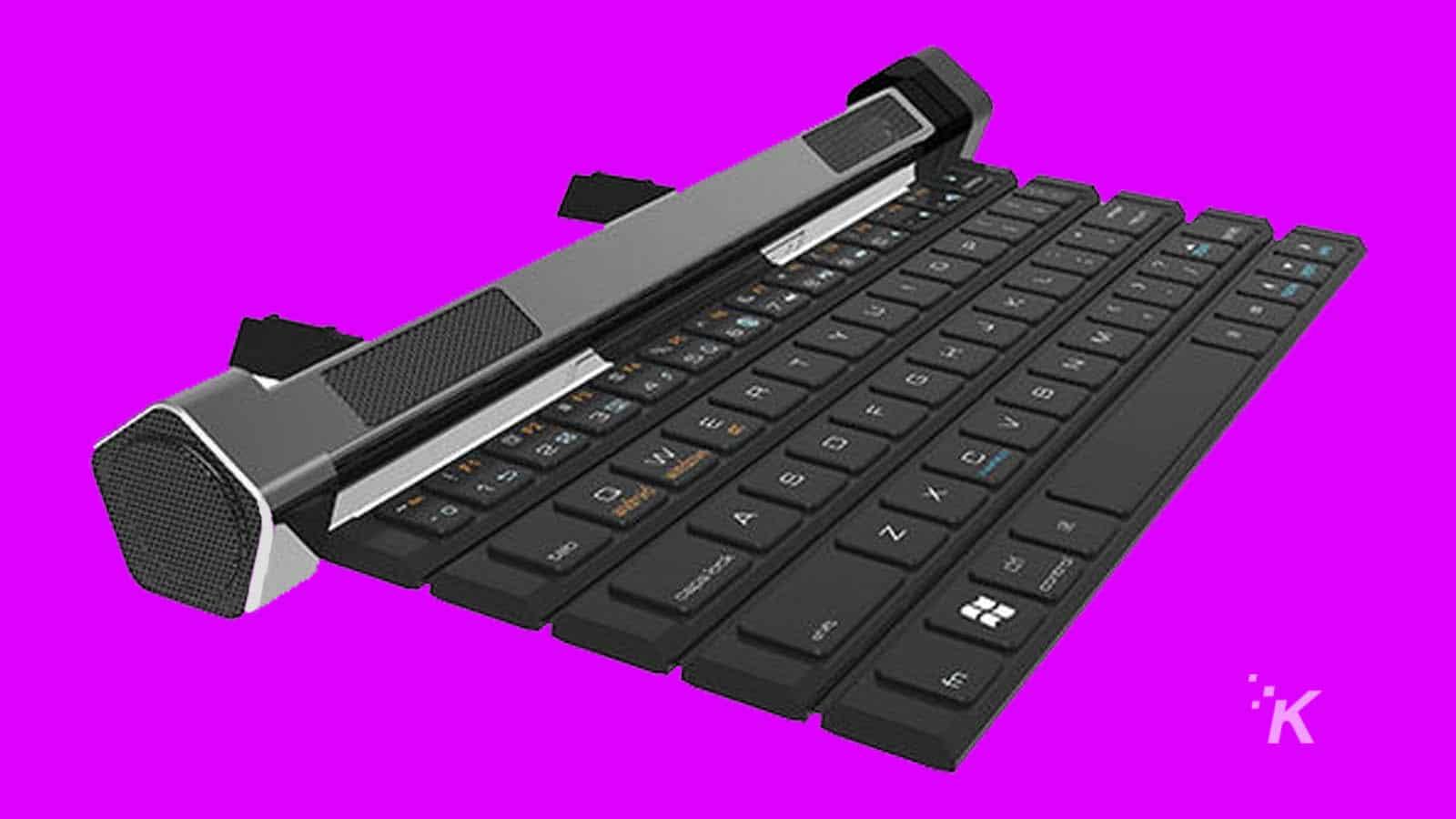 gotype rollable keyboard