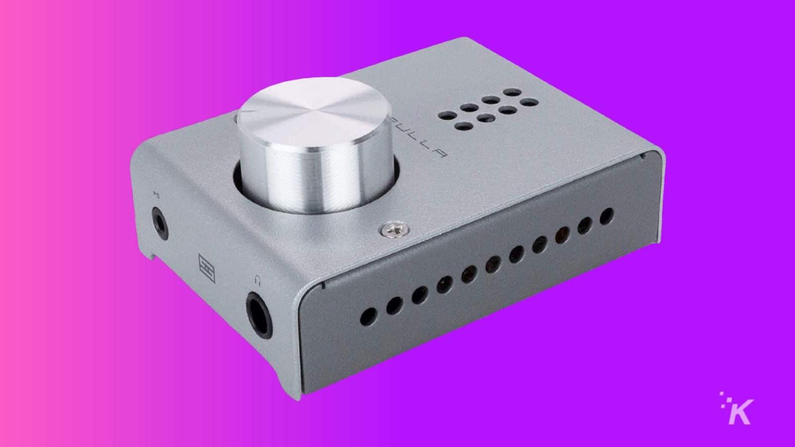 schiit fjulla headphone converter