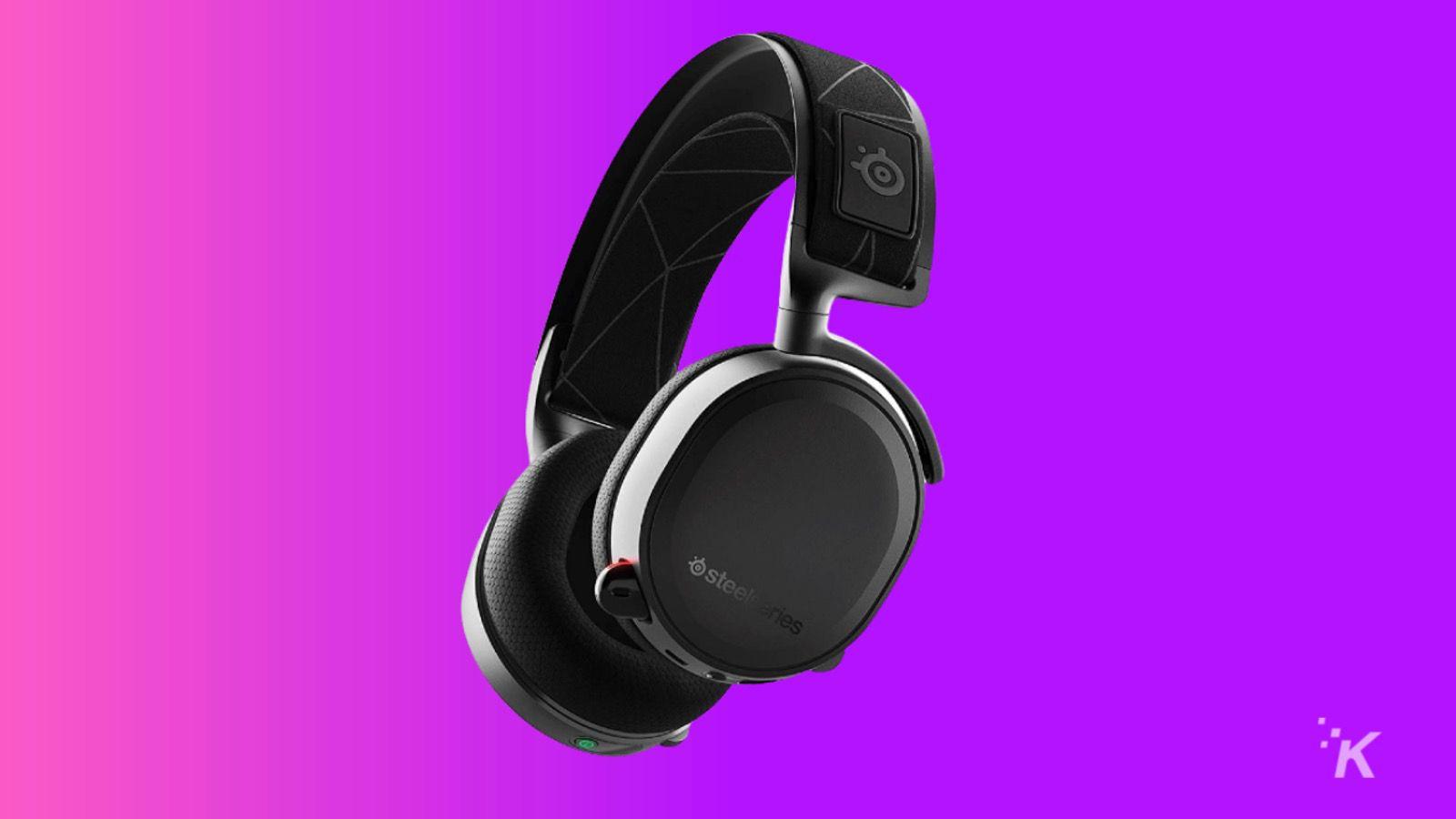 steelseries arctis headphones knowtechie