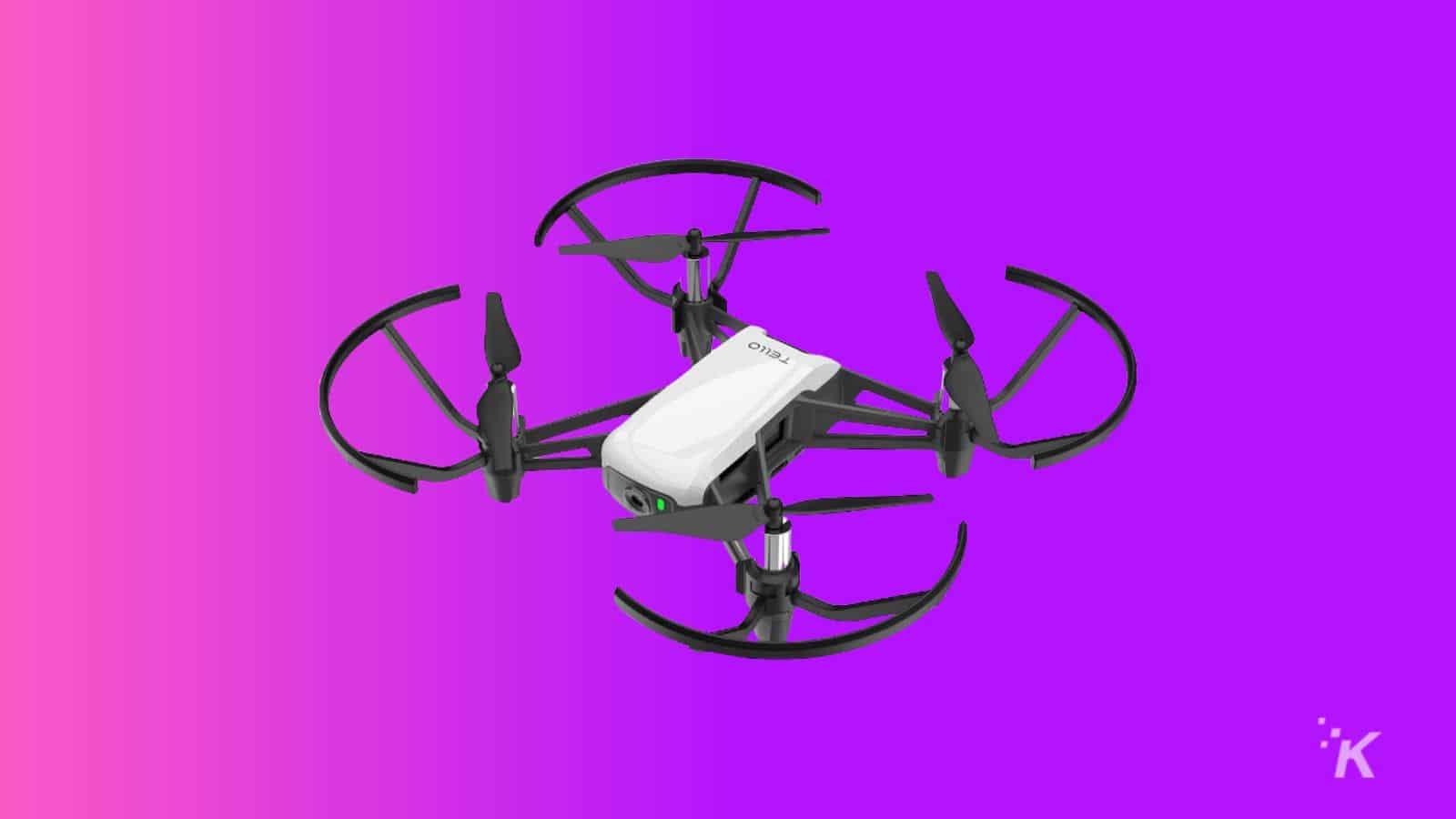 tello quadcopter drone gift guide under 100