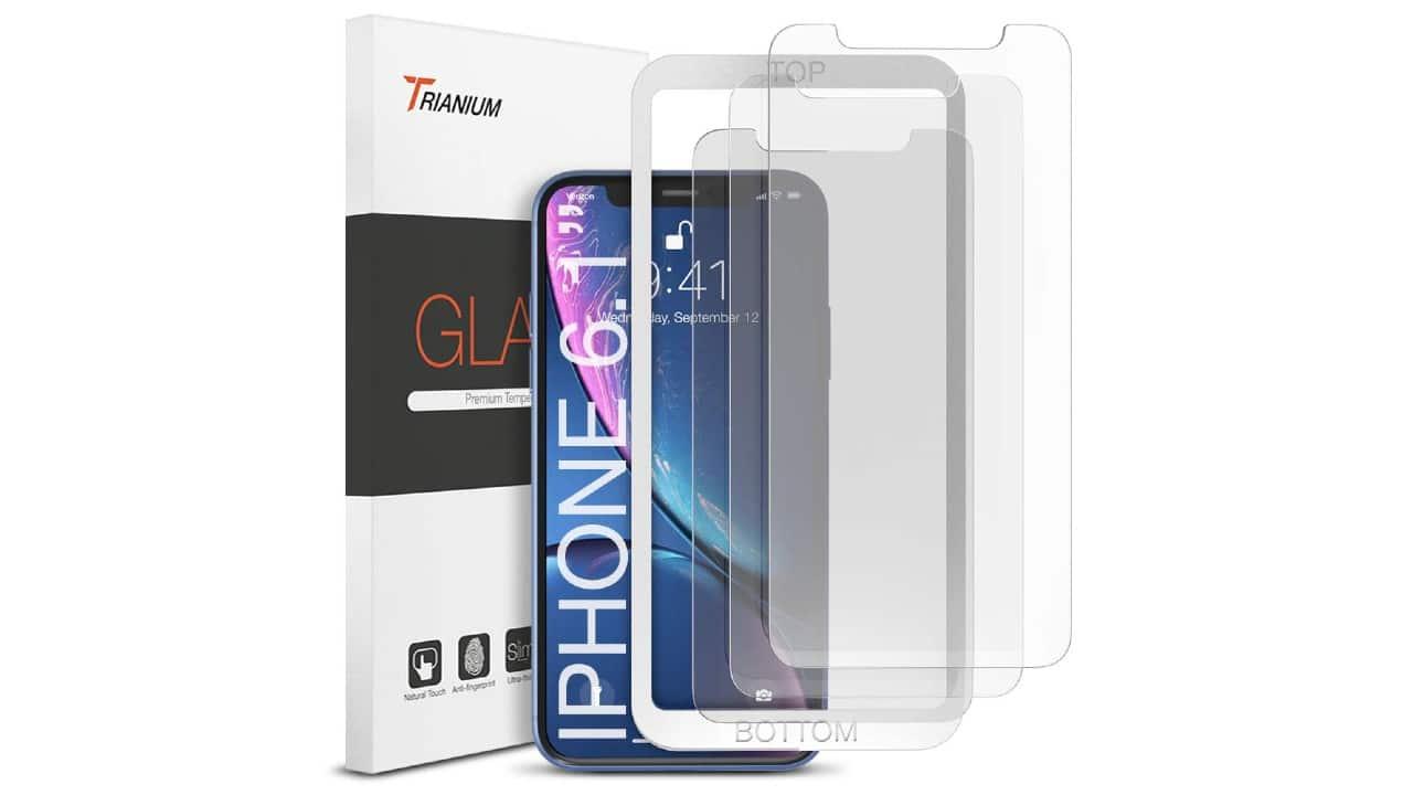 trianium best iphone 11 screen protector