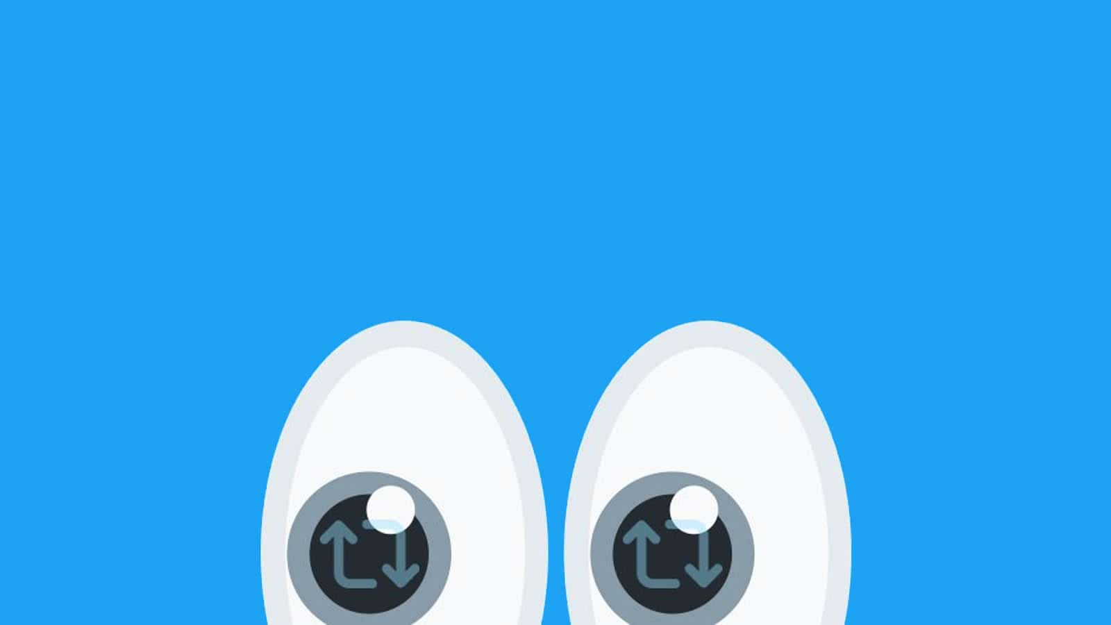 twitter retweets account eyeballs