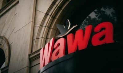 wawa convenience store sign