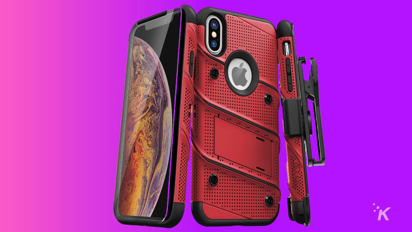 zizo bolt best iphone xs case