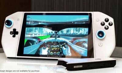 alienware ufo nintendo switch console