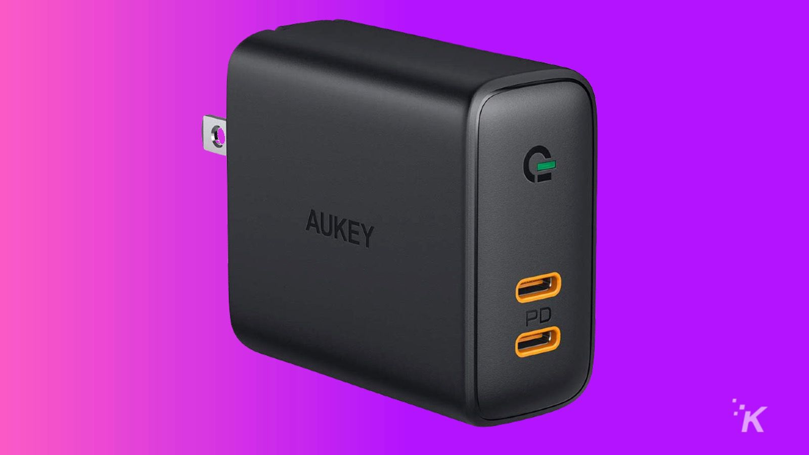 aukey usb-c wall charger