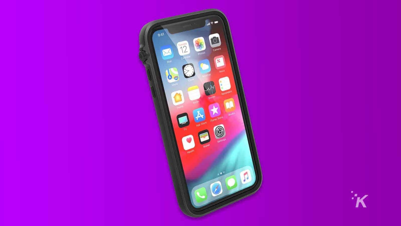 catalyst iphone xr case