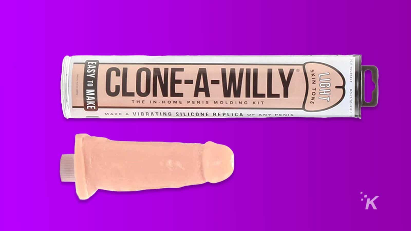 clone a willy this valentine's day