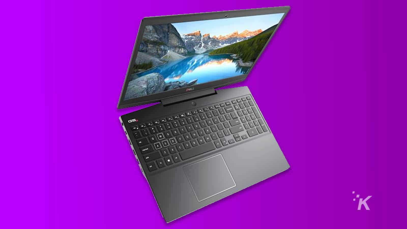 dell laptop ces 2020