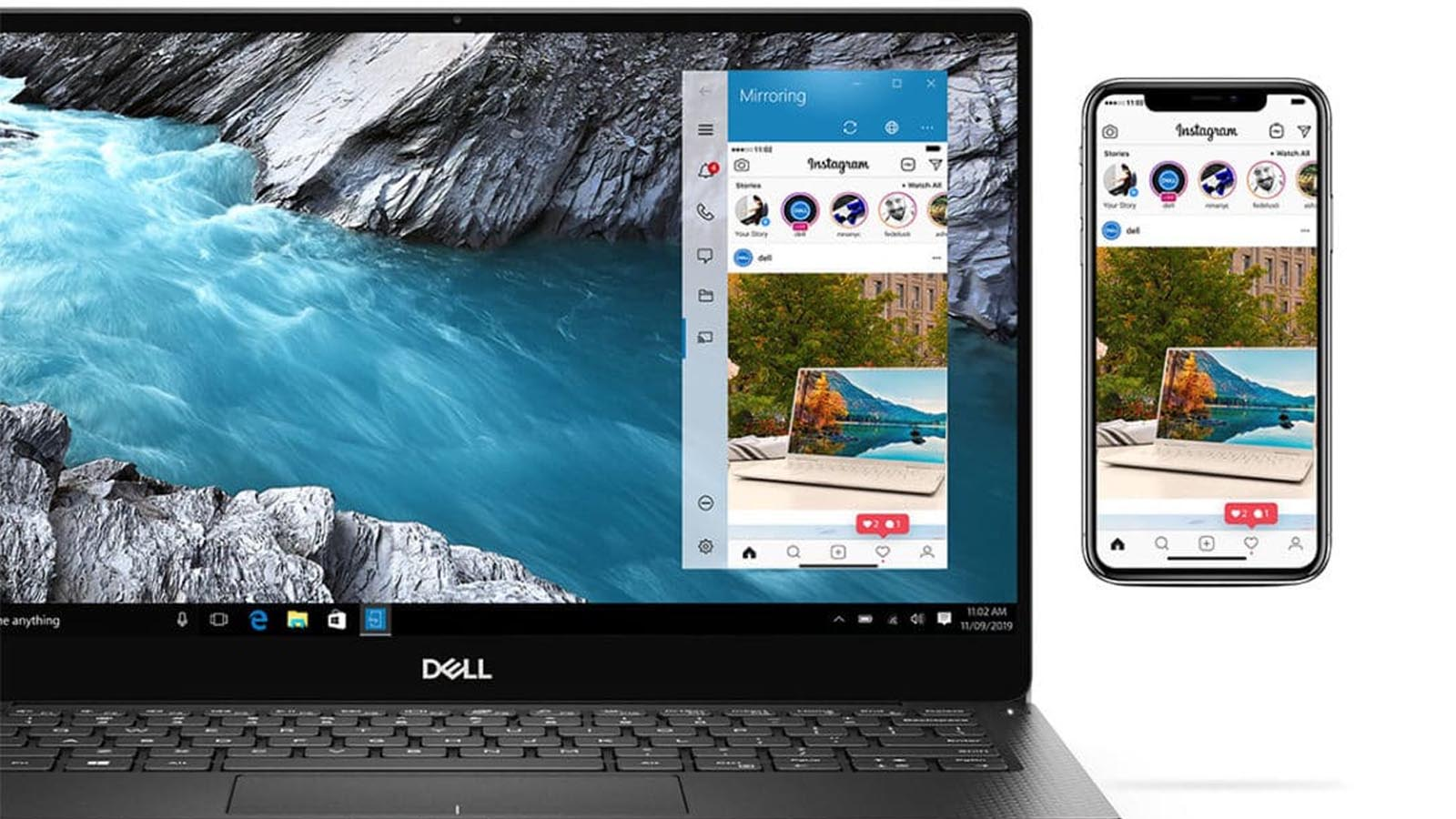 dell mobile connect working with iphone