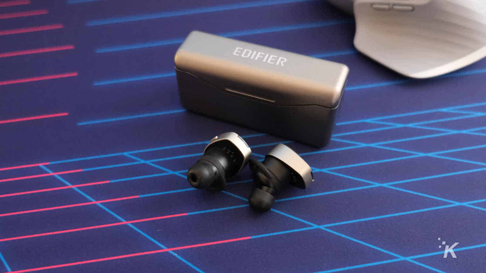 active noise-canceling earbuds