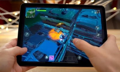 fortnite on the ipad