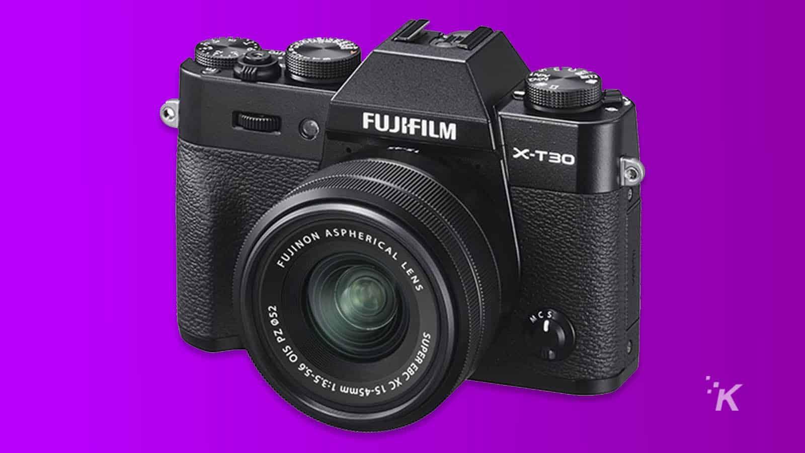 fujifilms camera