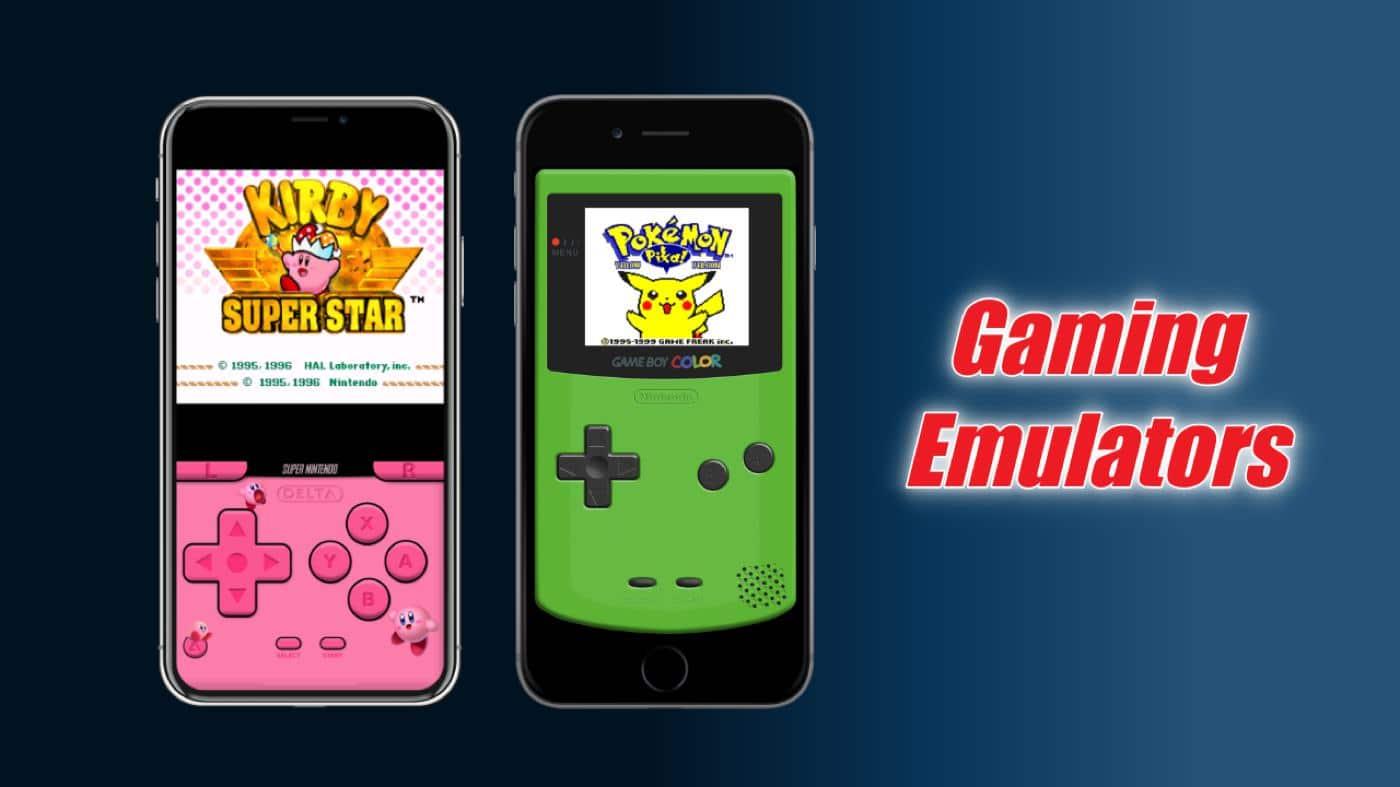 ios gaming emulators