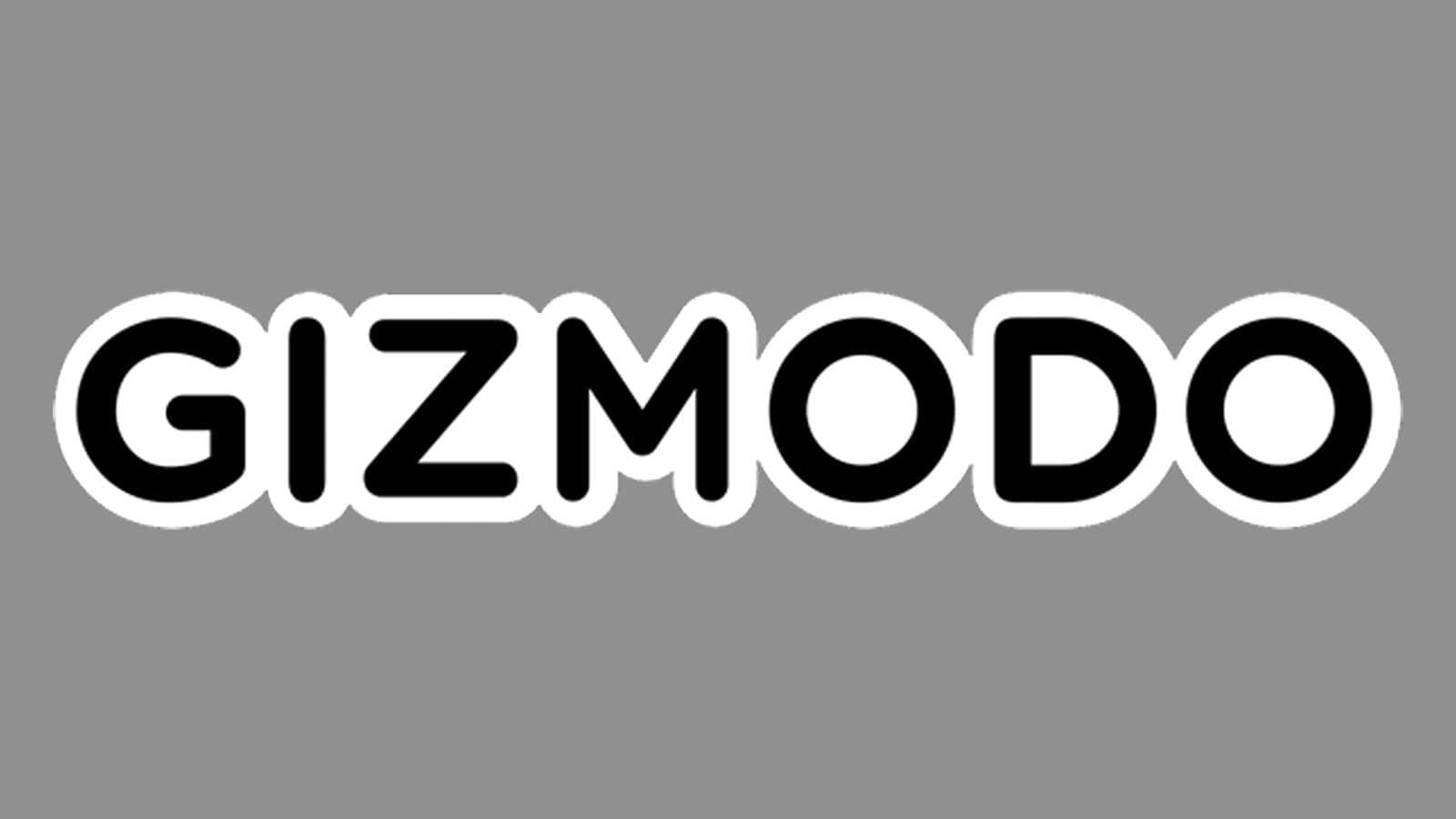 gizmodo banner logo