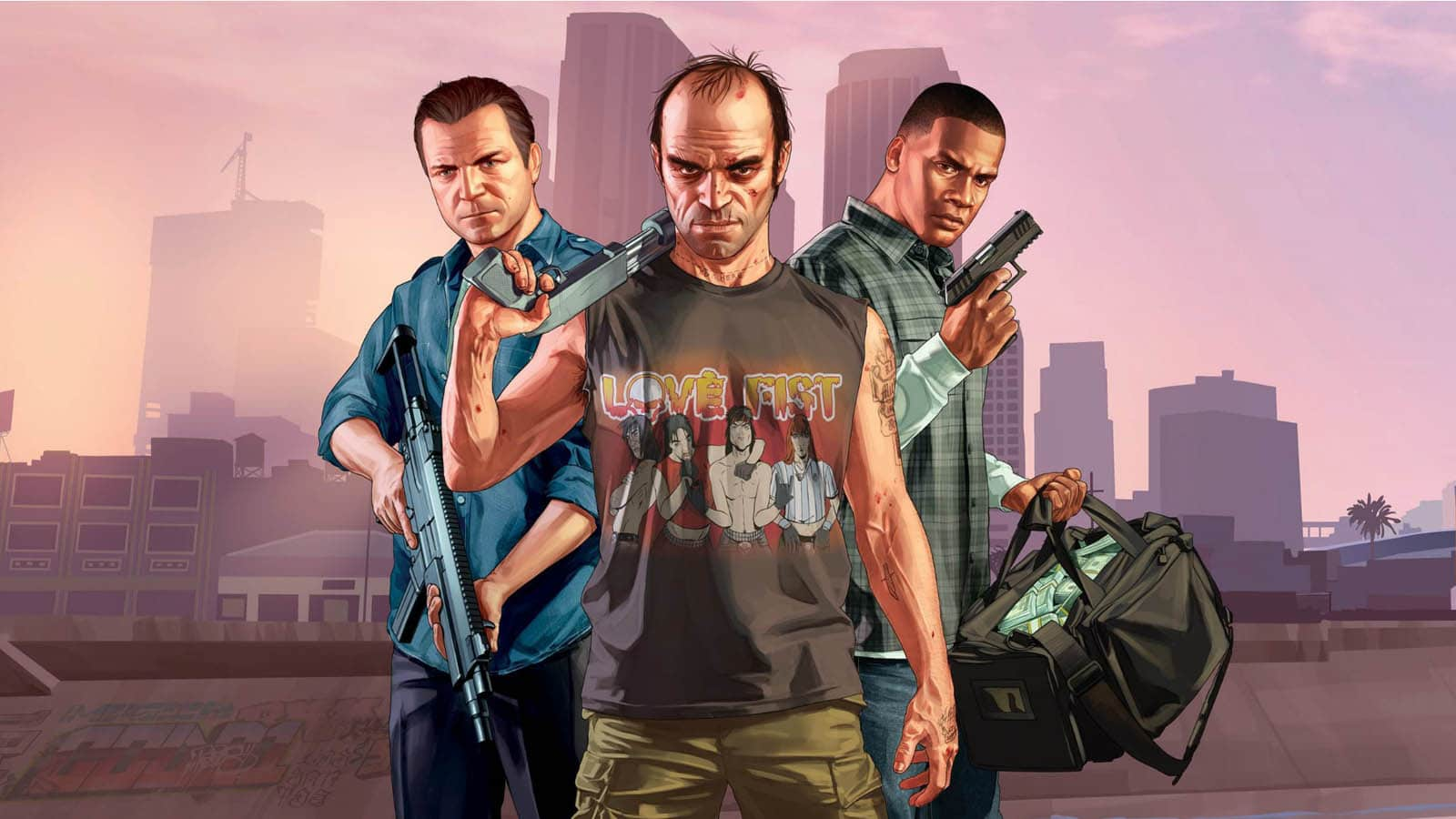grand theft auto v games of the decade gta v