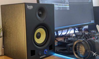 hercules monitor 5 speakers