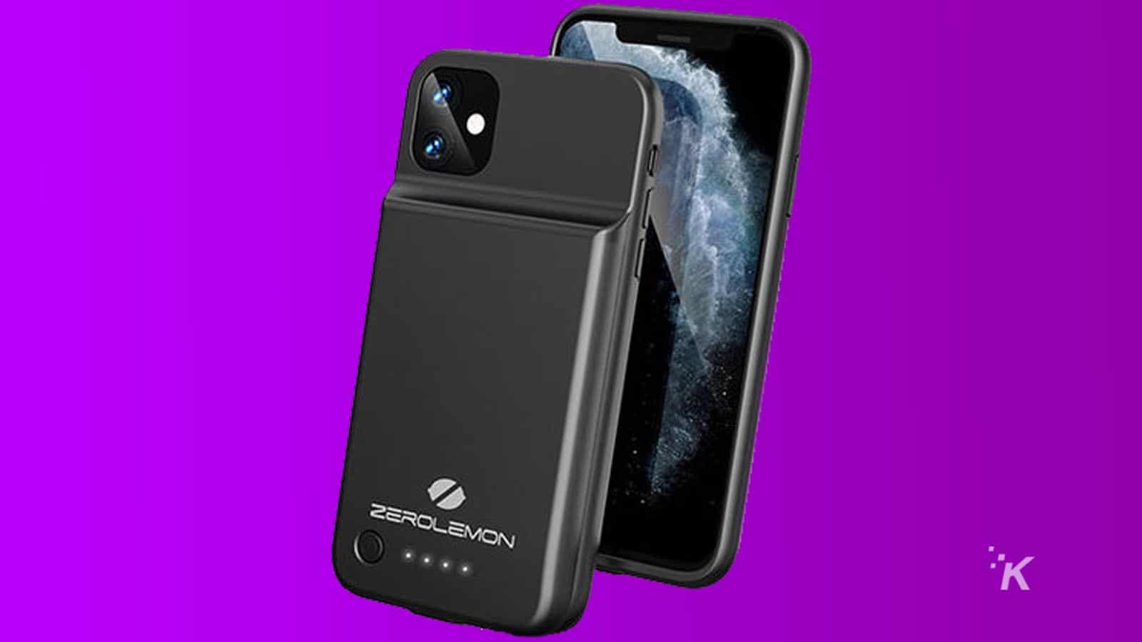 iphone 11 battery case