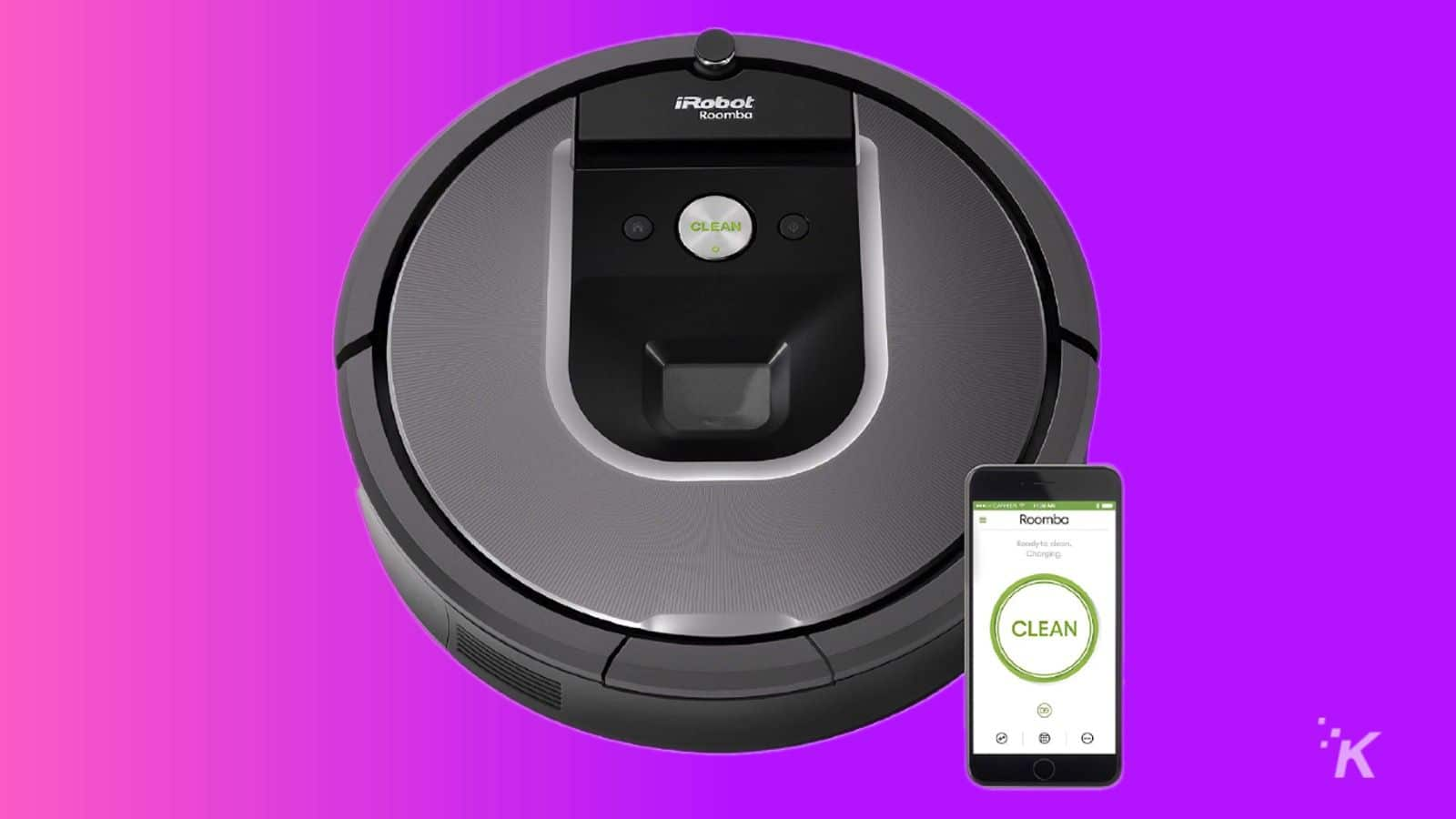 irobot roomba 960 knowtechie deal