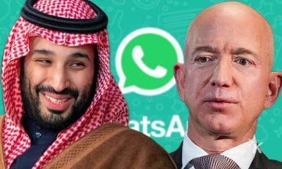 jeff bezos whatsapp hack