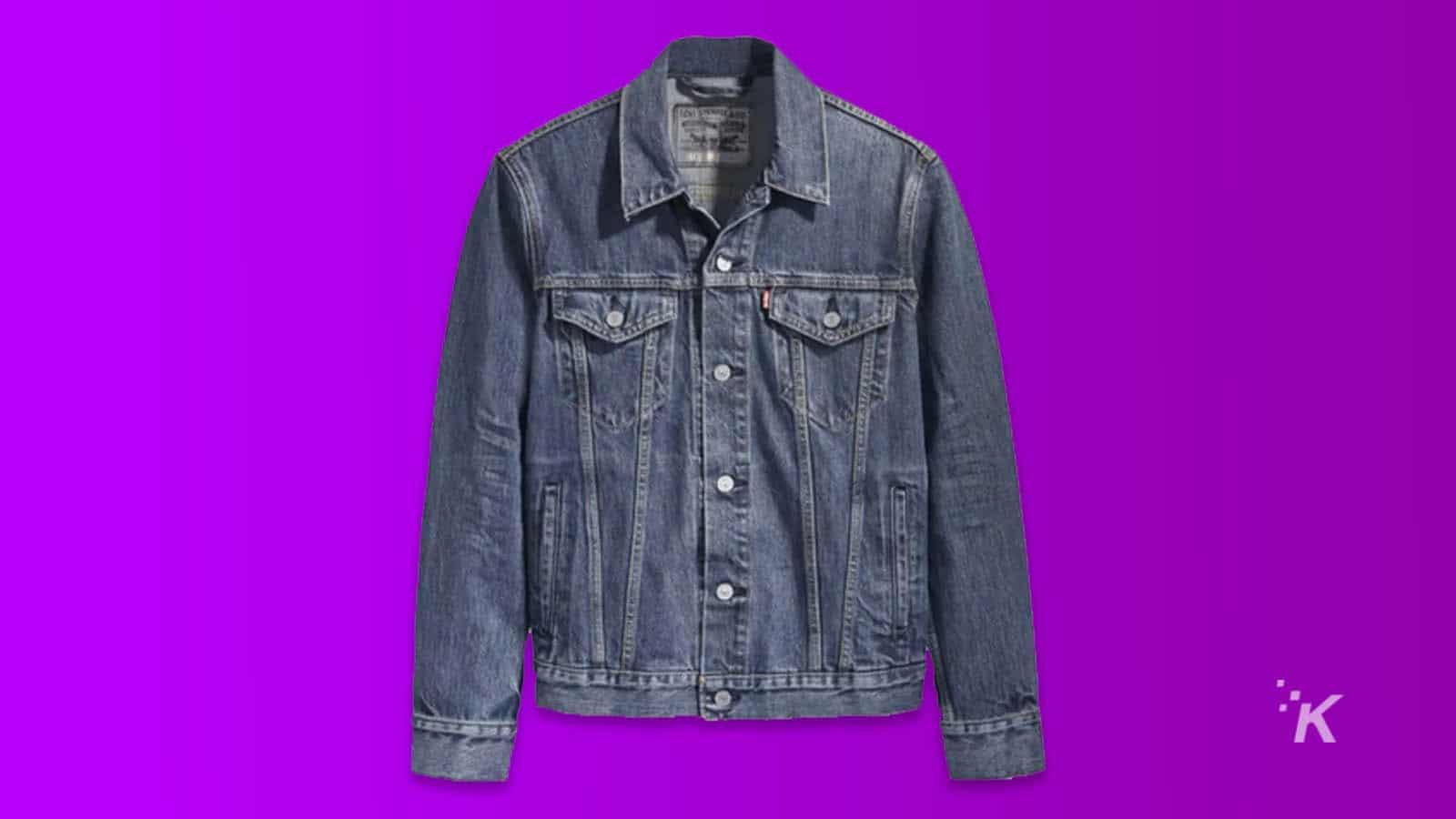 levi smart jacket