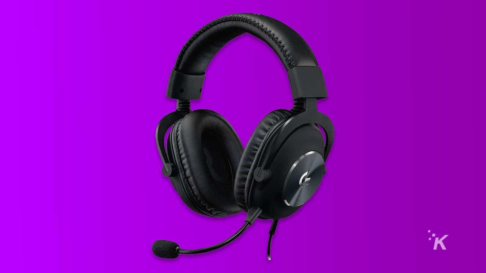 logitech pro headset