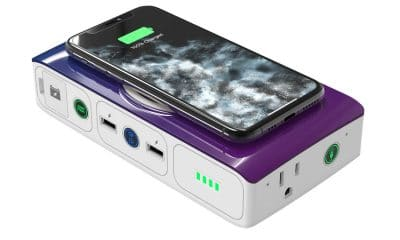 mophie powerstation go battery pack