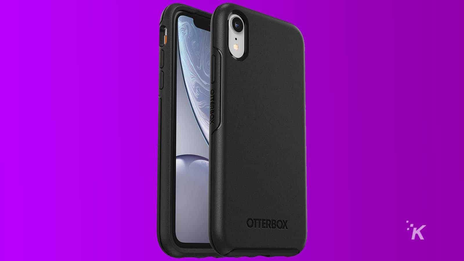 otterbox symmetry iphone xr case