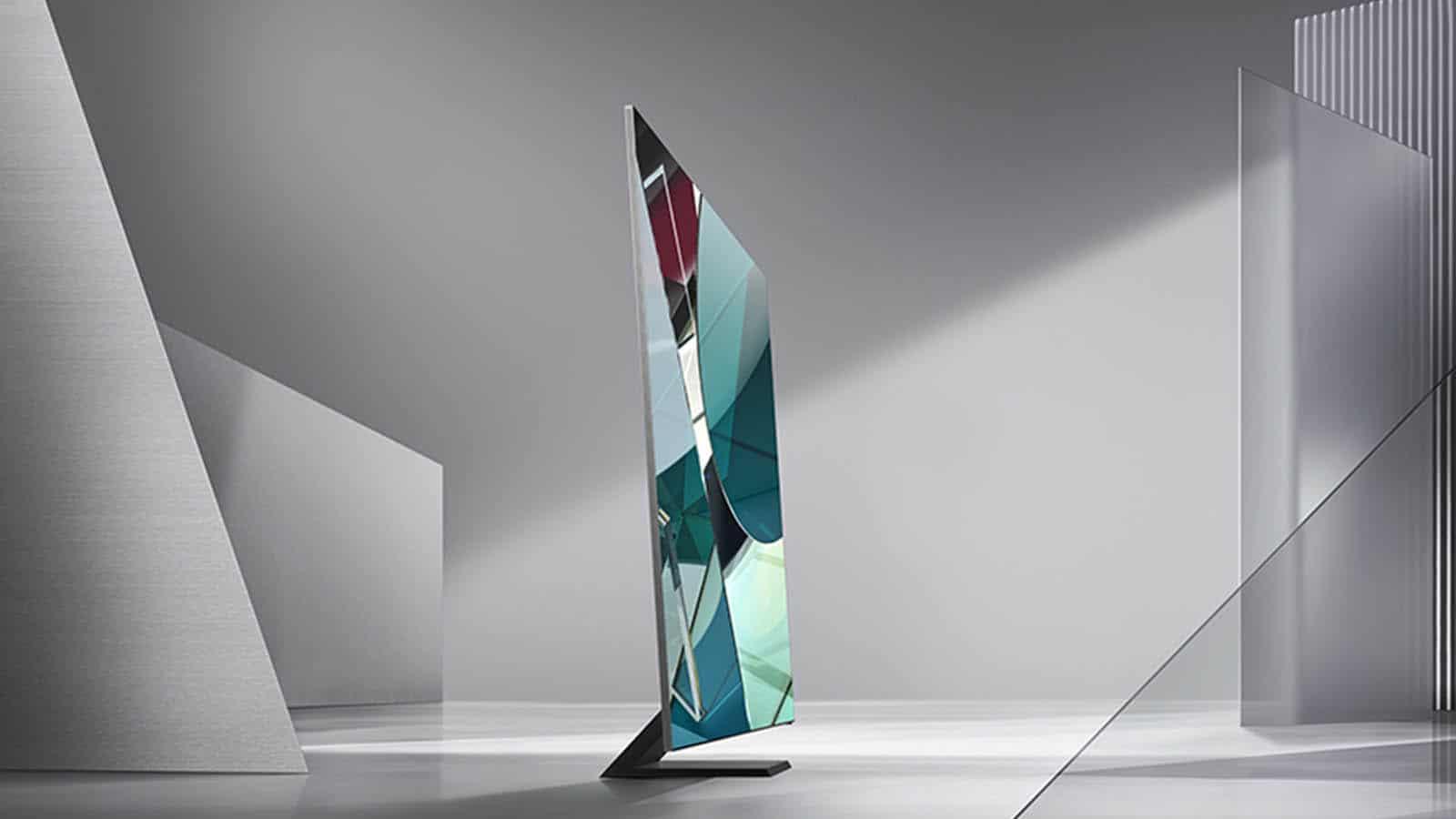 samsung 8k qled smart tv