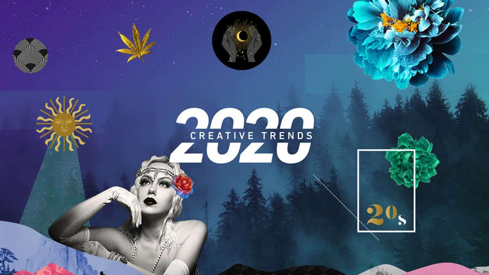 shutterstock creative trends report for 2020