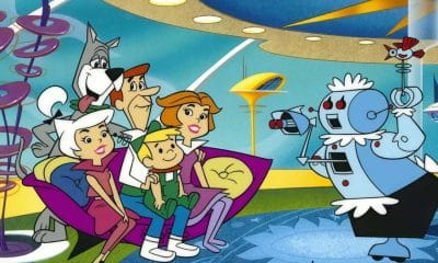 the jetsons in a tech house