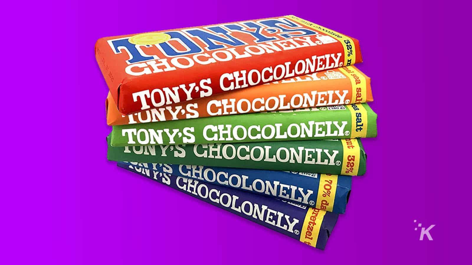 tonys chocolate bar