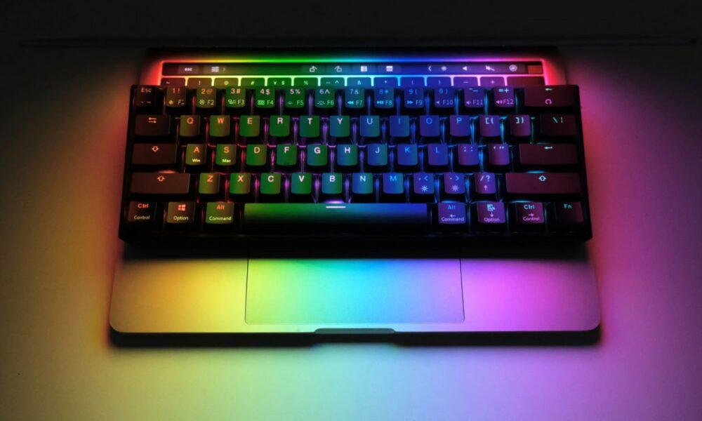 velocifire m2 keyboard