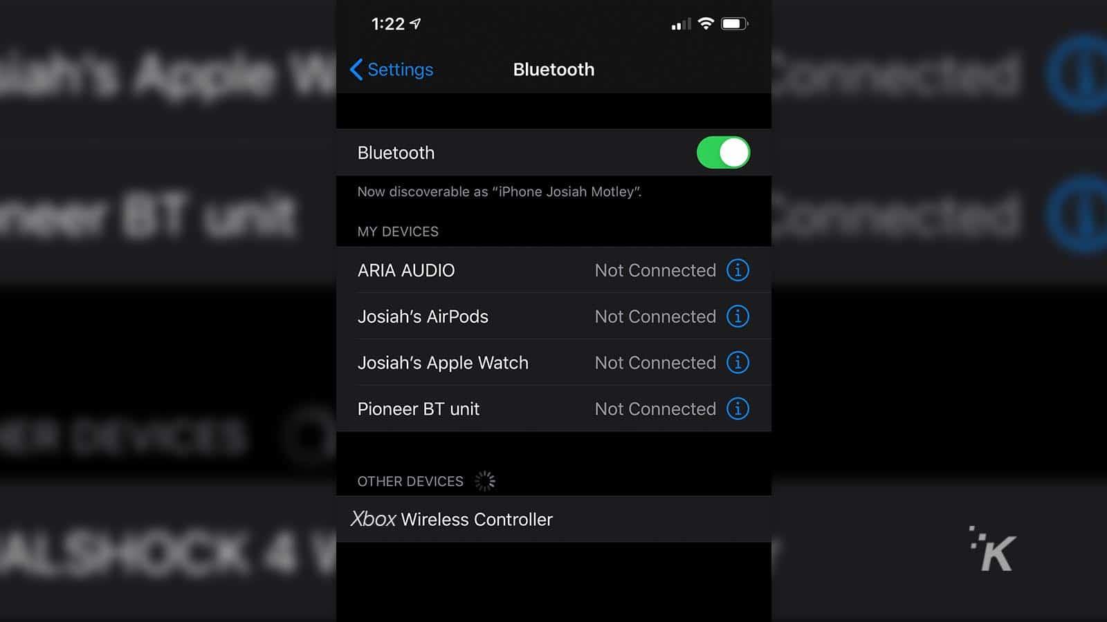 xbox iphone controller
