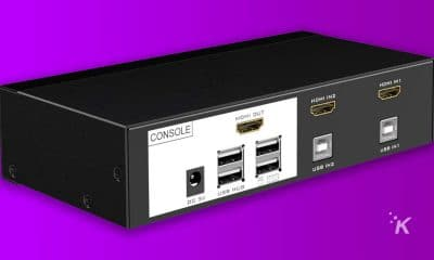 2 port hdmi switch