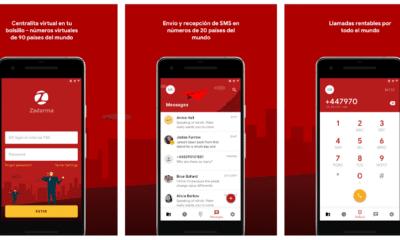 zadarma ios app