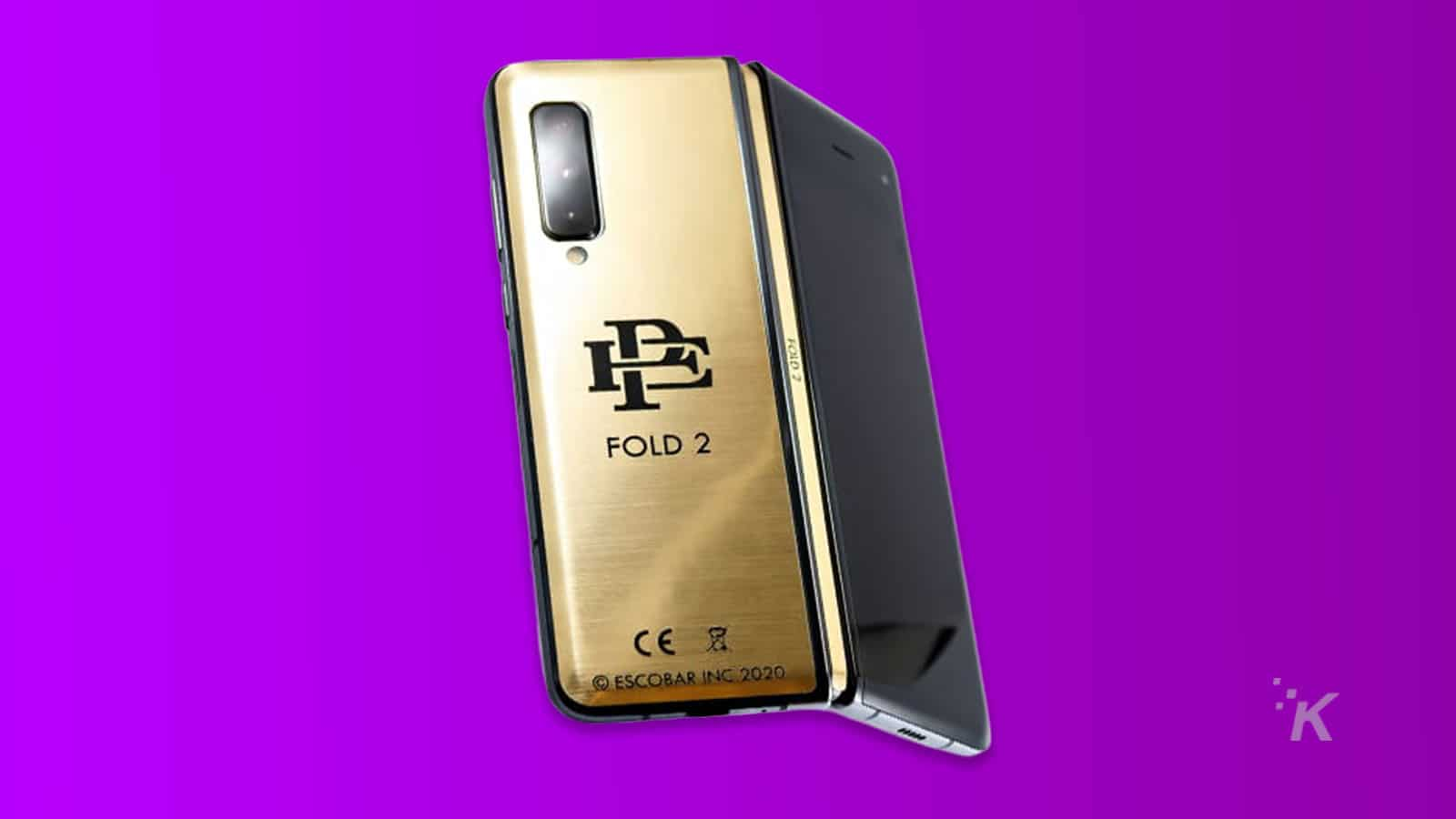 escobar fold 2 smartphone