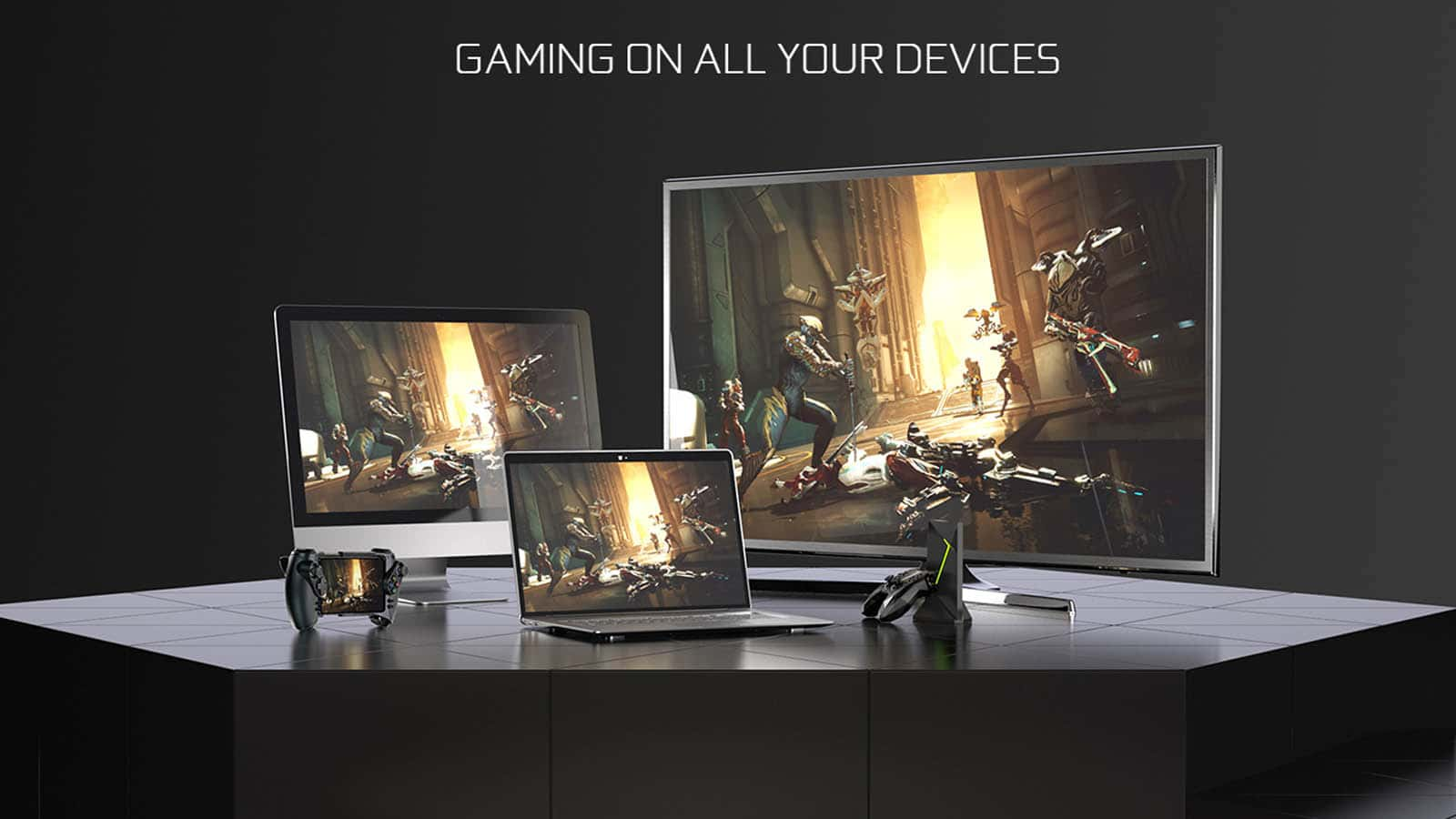 geforce now on various devices