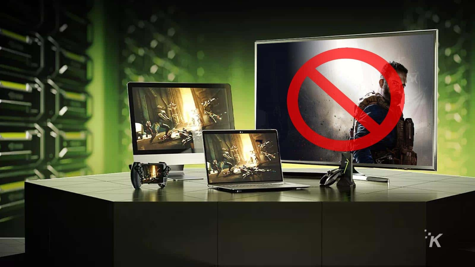 geforce now no longer streams activision blizzard games