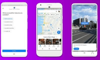 google maps update february 2020