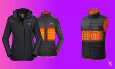 heated jacket sale knowtchie