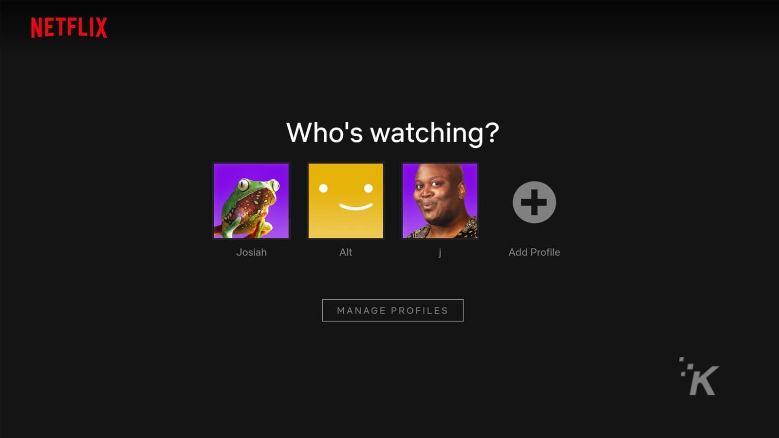 netflix who's watching