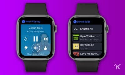 pandora on apple watch