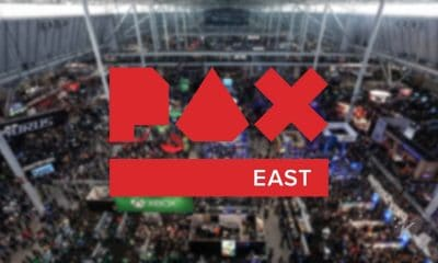 pax east 2020 logo and crowd