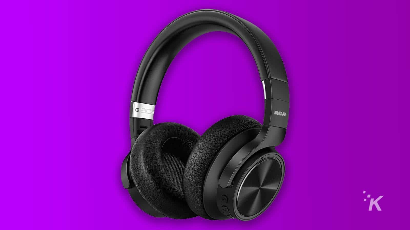 rca noise canceling headphones